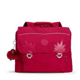 Kipling Iniko True Pink Cartable Rose