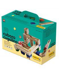 Cuboro - Cugolino - Circuit de billes en bois
