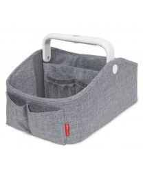 Skip Hop - Light Up Diaper Caddy - Sac De Soins - Gris