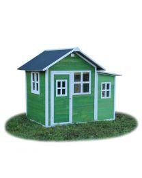 Exit - Loft 150 Vert - Cabane pour enfants en bois