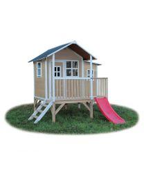 Exit - Loft 350 Naturel - Cabane pour enfants en bois