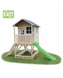 Exit - Loft 500 Naturel - Cabane pour enfants en bois