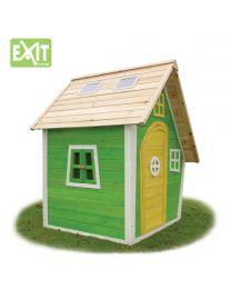 Exit - Fantasia 100 Vert - Cabane pour enfants en bois