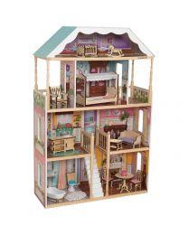 Kidkraft - Charlotte Dollhouse - Maison de poupée en bois