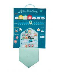 Lilliputiens - Au Fil Du Temps - Fr - Calendrier des enfants