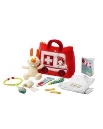 Lilliputiens - L'Ambulance Du Petit Docteur - Ensemble de jeu
