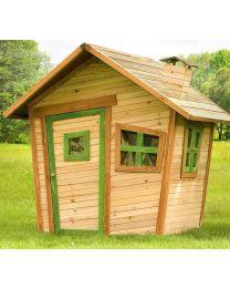Axi - Maisonnette en bois pour enfants Alice