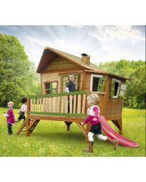 Axi - Maisonnette en bois pour enfants Emma