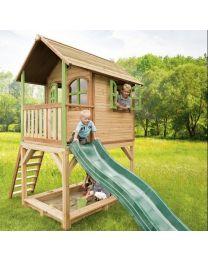 Axi - Maisonnette en bois pour enfants Sarah