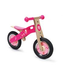 Scratch - Balance Bike S - Oiseaux Amoureux - Draisienne en bois