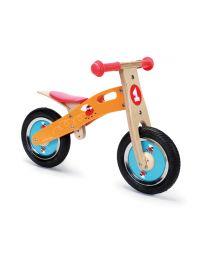 Scratch - Balance Bike S - Mouches Volantes - Draisienne en bois
