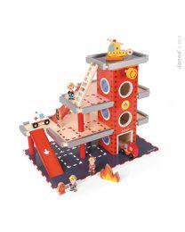 Janod - Caserne De Pompiers