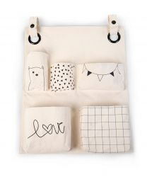 Childhome - Range Tout Canvas et Dessins