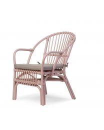Childhome - Montana Chaise pour enfants et Coussin - Nude