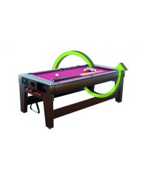 Cougar - Reverso Table de billard / air hockey