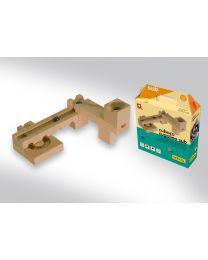 Cuboro - Cugolino Sub - Circuit de billes en bois