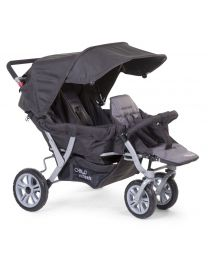 Childhome - Poussette Triplet - Anthracite