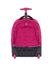 Delsey - Cartable - Vertical Trolley - Rose