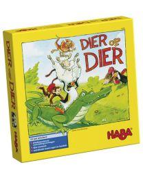 Haba - Dier Op Dier - Jeux de société