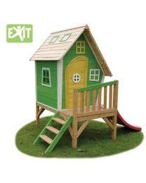 Exit - Fantasia 300 Green - Cabane pour enfants en bois