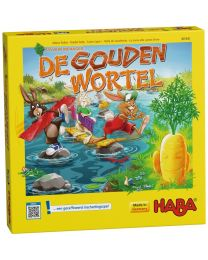 Haba - De Gouden Wortel - Mes premiers jeux