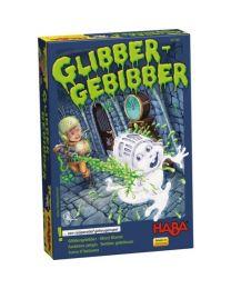 Haba - Glibbergebibber - Jeux de société