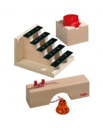 Haba - Escalier Sonore - Extension de circuit de billes