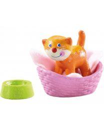 Haba - Little Friends - Poupée Chat Kiki