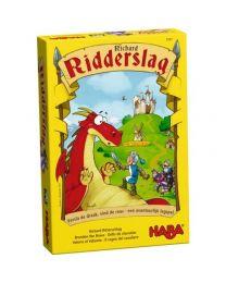 Haba - Richard Ridderslag - Jeux de société