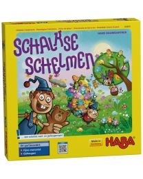 Haba - Schalkse Schelmen - Mes premiers jeux