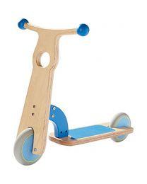 Haba - Scooter pour enfants - bleu