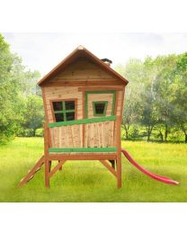 Axi - Maisonnette en bois pour enfants Iris