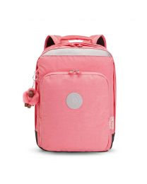 Kipling - College Up Pink Flash - Cartable Rose