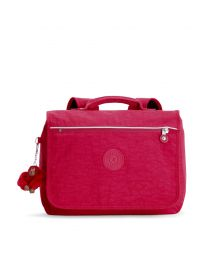 Kipling - New School True Pink - Cartable Rose