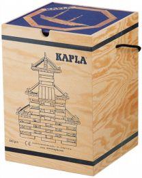 Kapla - Blocs de construction - 280 pièces + Livre Bleu