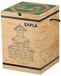 Kapla - Blocs de construction - 280 pièces + Livre Vert