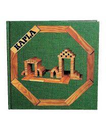 Kapla - Blocs de construction - Livre 3 - Vert