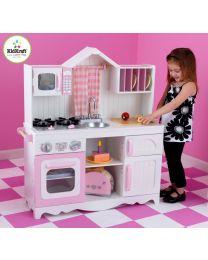 Kidkraft - Cuisine pour enfants Campagnarde Moderne