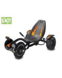 Exit - Vélo Couché Rocker Black And Fire - Vélo Couché