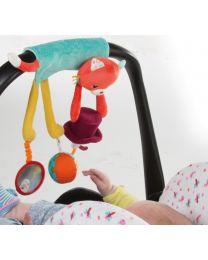 Lilliputiens - Colette En Promenade - Jouet bébé sur le pouce