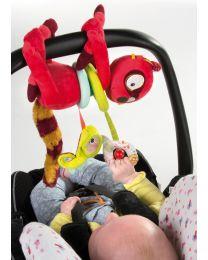 Lilliputiens - Georges Acti-Lemurien - Jouet bébé sur le pouce