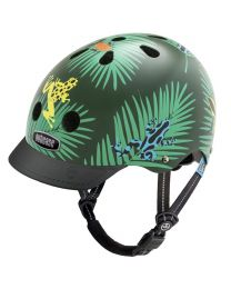 Nutcase - Little Nutty - Dart Frogs - Casque pour enfants (48-52cm)