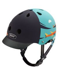 Nutcase - Little Nutty - Sky Flyer - Casque pour enfants (48-52cm)