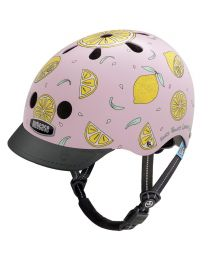 Nutcase - Little Nutty - Pink Lemonade - Casque pour enfants (48-52cm)
