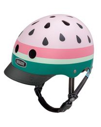 Nutcase - Little Nutty - Modern Melon - Casque pour enfants (48-52 cm)