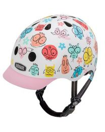 Nutcase - Little Nutty - Owl Party - Casque pour enfants (48-52 cm)