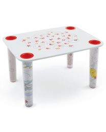 Magis Me Too - Piano Little Flare Table pour enfants - Salad