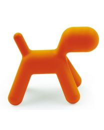 Magis Me Too - Puppy - M - Orange - Chien design