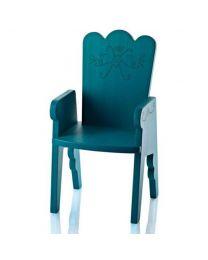 Magis Me Too - Reiet Chaise - Vert Prusse