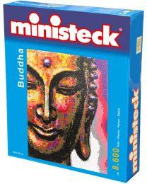 Ministeck - Bouddha – 8600pcs  - Pierres de mosaïque